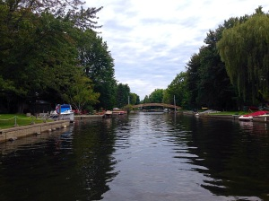 Canals of Lagoon City, Ontario