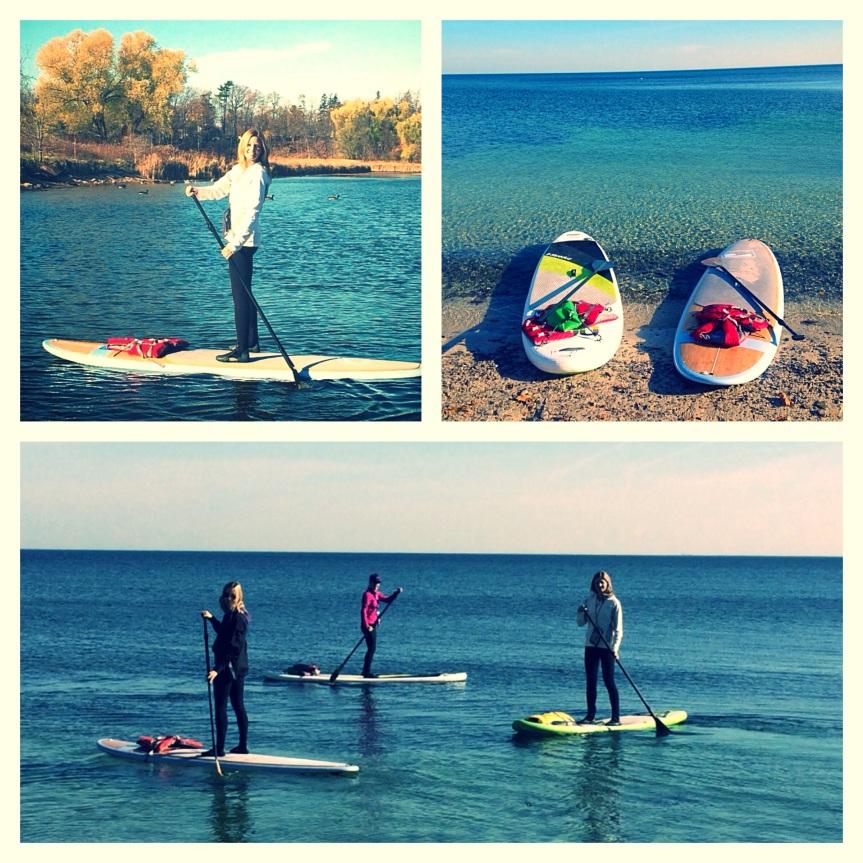 fall paddle pic